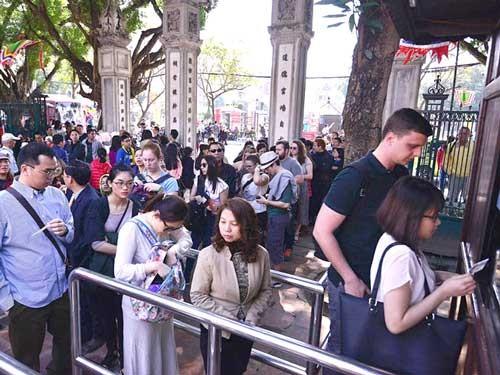 Chỉ 6% khách quốc tế quay lại Việt Nam ảnh 1