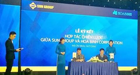 HBC trở thành đối tác chiến lược của Sun Group ảnh 1