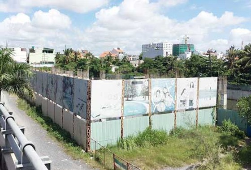Dự án chung cư dở dang: Thắng kiện, vẫn mất tài sản ảnh 1