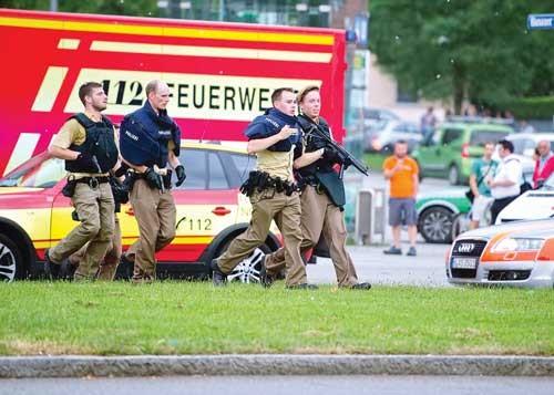 Bóng ma khủng bố bao trùm (K3): Phá hoại kinh tế ảnh 1