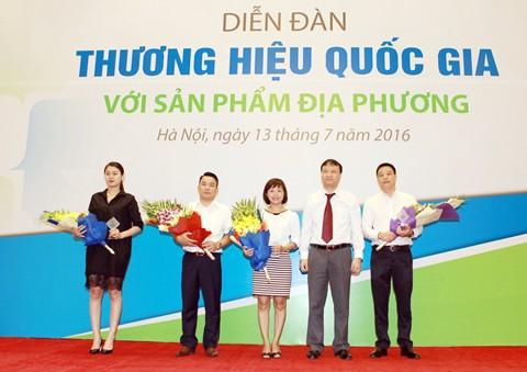 PVFCCo đồng hành cùng Tuần lễ thương hiệu quốc gia ảnh 1