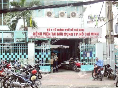 Bệnh viện Tai Mũi Họng TPHCM: Nhập nhèm ăn chia ảnh 1