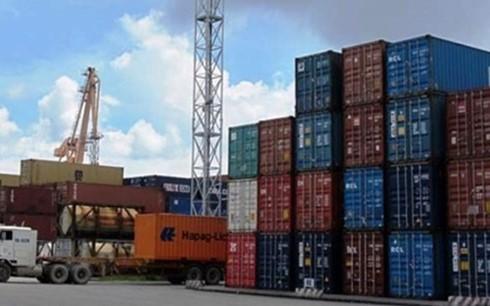 700 container hàng tồn đọng tại Cảng Cát Lái ảnh 1