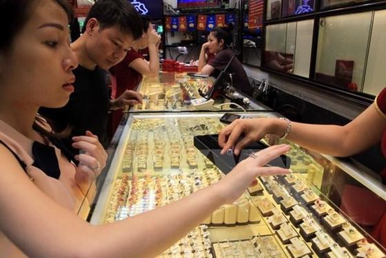 3-8% lượng vàng trên thị trường không đủ tuổi ảnh 1