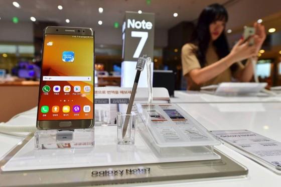 Samsung tạm dừng bán Galaxy Note7 tại Việt Nam ảnh 1