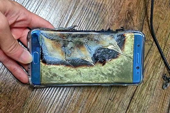 Samsung hỗ trợ khách hàng đổi Galaxy Note7 ảnh 1