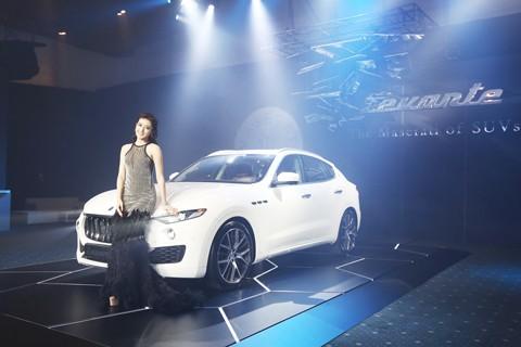 Maserati Levante ra mắt giá 4,99 tỷ đồng ảnh 1