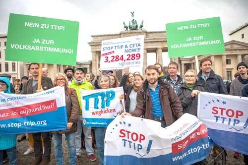 Nguy cơ TTIP thất bại ảnh 1