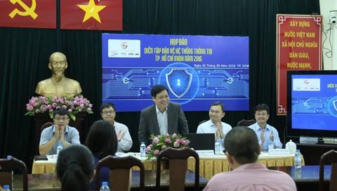 TPHCM: Diễn tập bảo vệ hệ thống thông tin ảnh 1