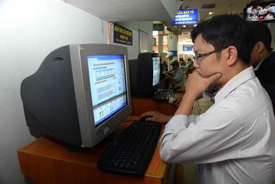 Vé tàu tết Đinh Dậu : Chỗ giảm, giá tăng ảnh 1