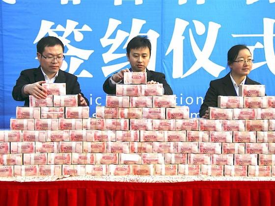 Nợ xấu Trung Quốc gấp 10 lần số liệu chính thức ảnh 1