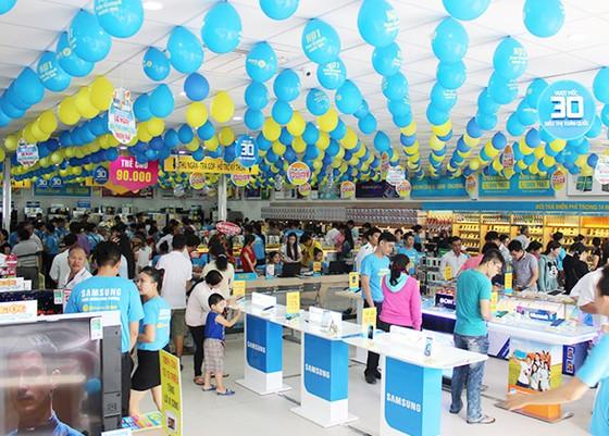 Tháng 8: Điện máy Xanh đạt doanh thu 1.030 tỉ đồng ảnh 1
