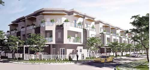 Mở bán khu biệt thự- nhà phố Melosa Garden ảnh 1