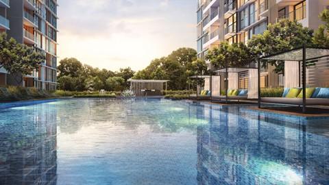 Công bố 3 siêu dự án BĐS tại Singapore ảnh 1