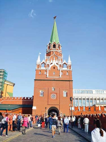 Moskva kiêu hãnh ảnh 8