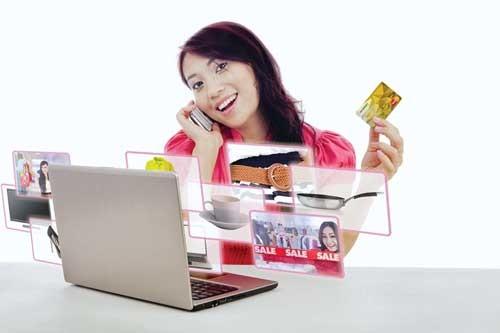 Xu hướng bán hàng online kết hợp offline ảnh 1