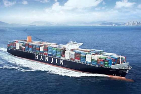 DN bị thiệt hại do hãng tàu Hanjin phá sản ảnh 1