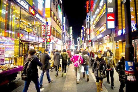 Hàn Quốc thu hút du khách bằng lễ hội mua sắm ảnh 1