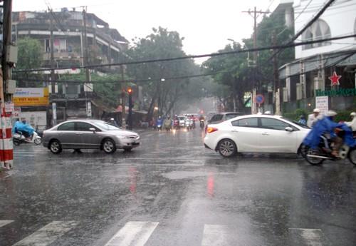 Dự báo mưa tối 1 và 2-10, sáng 3-10 mới ứng nghiệm ảnh 1