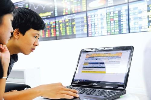 Khối ngoại bán ròng, thị trường vẫn tăng ảnh 1