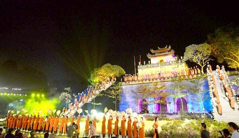 Khai mạc Festival Áo dài Hà Nội năm 2016 ảnh 5