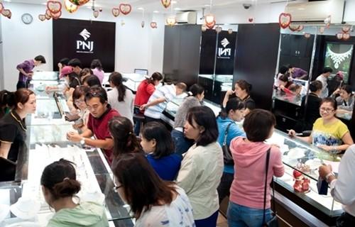 PNJ: 9 tháng hoàn thành 96% kế hoạch lợi nhuận ảnh 1