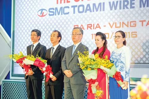 SMC Toami và tinh thần Omotenashi ảnh 1
