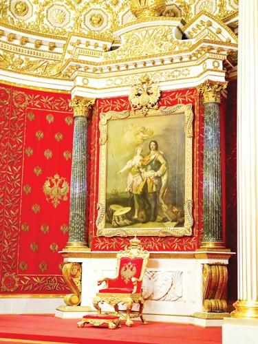 Báu vật của Bảo tàng Hermitage ảnh 10