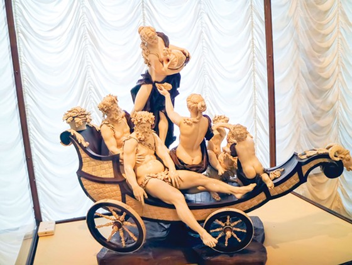 Báu vật của Bảo tàng Hermitage ảnh 5