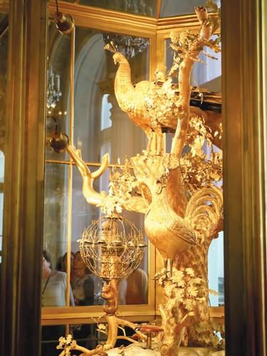 Báu vật của Bảo tàng Hermitage ảnh 11