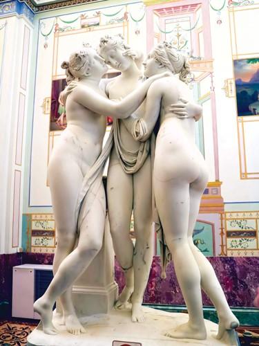 Báu vật của Bảo tàng Hermitage ảnh 4
