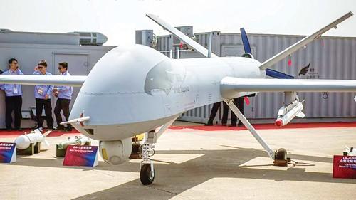 Quyền lực UAV: Kỳ 2: Tứ cường ảnh 1
