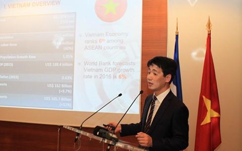 Cơ hội lớn cho doanh nghiệp Việt - Pháp ảnh 1