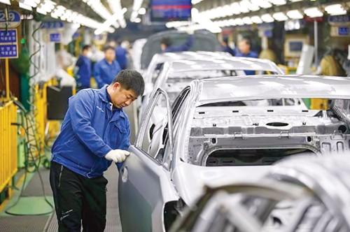 Công nghiệp ô tô Hàn Quốc gặp khó ảnh 1