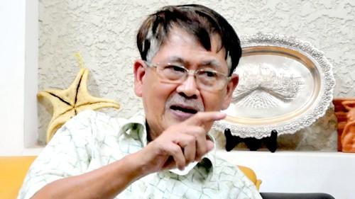 Vĩnh biệt nhà văn Lê Văn Thảo ảnh 1