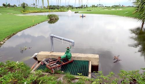 Sẽ xây 103 hồ để chống ngập? ảnh 1
