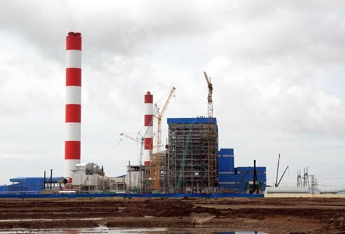 Kiến nghị dừng các dự án nhiệt điện than ảnh 1