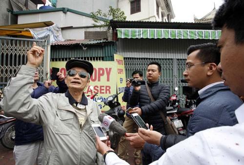 Hà Nội: Cưỡng chế sai phạm tòa nhà 8B Lê Trực ảnh 3