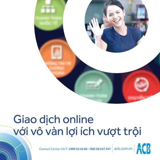 ACB được bầu chọn có dịch vụ Internet Banking được yêu thích ảnh 1