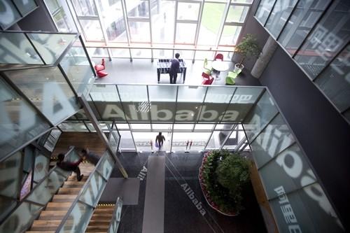 Alibaba chọn IPO tại NYSE ảnh 1