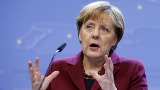 Angela Merkel - nhân vật ảnh hưởng nhất thế giới 2015 ảnh 1
