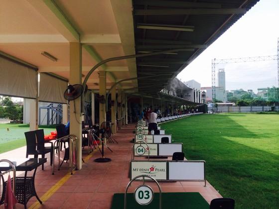 Dự án khách sạn 5 sao thành sân tập golf ảnh 1