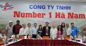 Tổng Bí thư Nguyễn Phú Trọng thăm Nhà máy Number 1 Hà Nam ảnh 1
