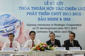 Bảo Minh đầu tư 200 tỷ đồng phát triển CNTT ảnh 1