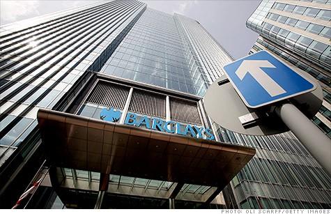Barclays ra tòa vì LIBOR ảnh 1