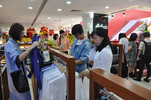 TCT28 khai trương cửa hàng Beluni Phan Văn Trị ảnh 1