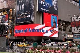 Bank of America bị hạ tín nhiệm ảnh 1