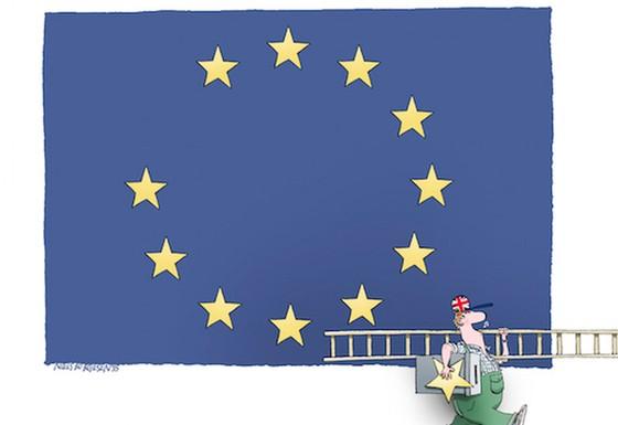 Anh rời EU sẽ khiến đồng Bảng giảm kỷ lục ảnh 1