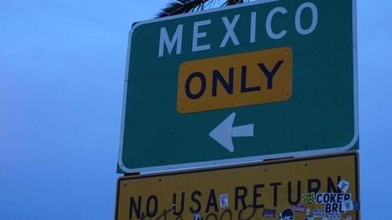 Mexico dọa kiện chính sách nhập cư Mỹ ảnh 1