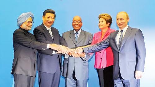 BRICS lo ngại rạn nứt (K1): Hụt hơi ảnh 1